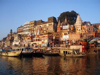 A szent város, Benares