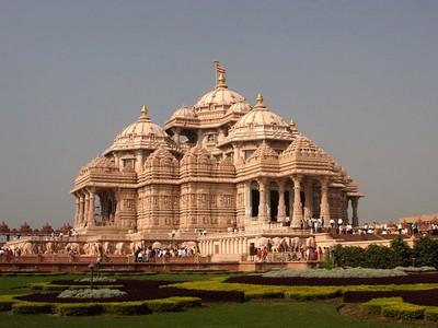 New Delhi Templom