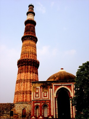 Delhi: Qutab Minar