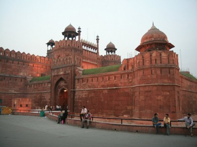 Delhi: Red Fort